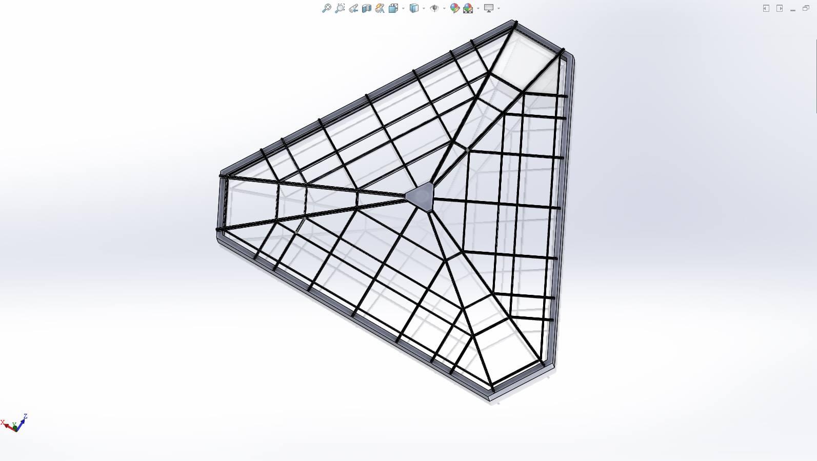 покривна конструкция 01